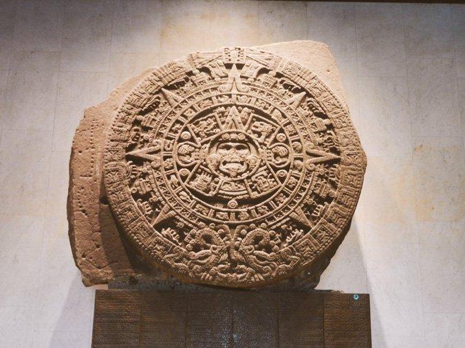 Aztec Sunstone,