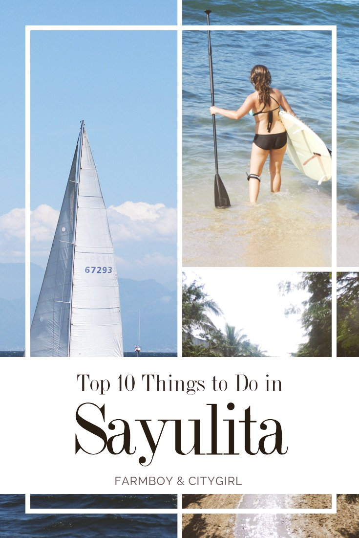 Top 10 things to do in Sayulita, Mexico | Farmboy & CityGirl