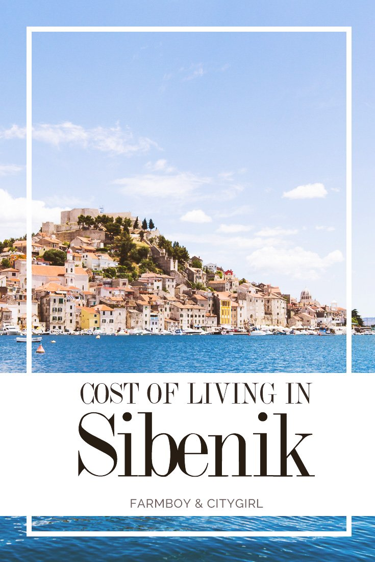 Cost of Living in Sibenik