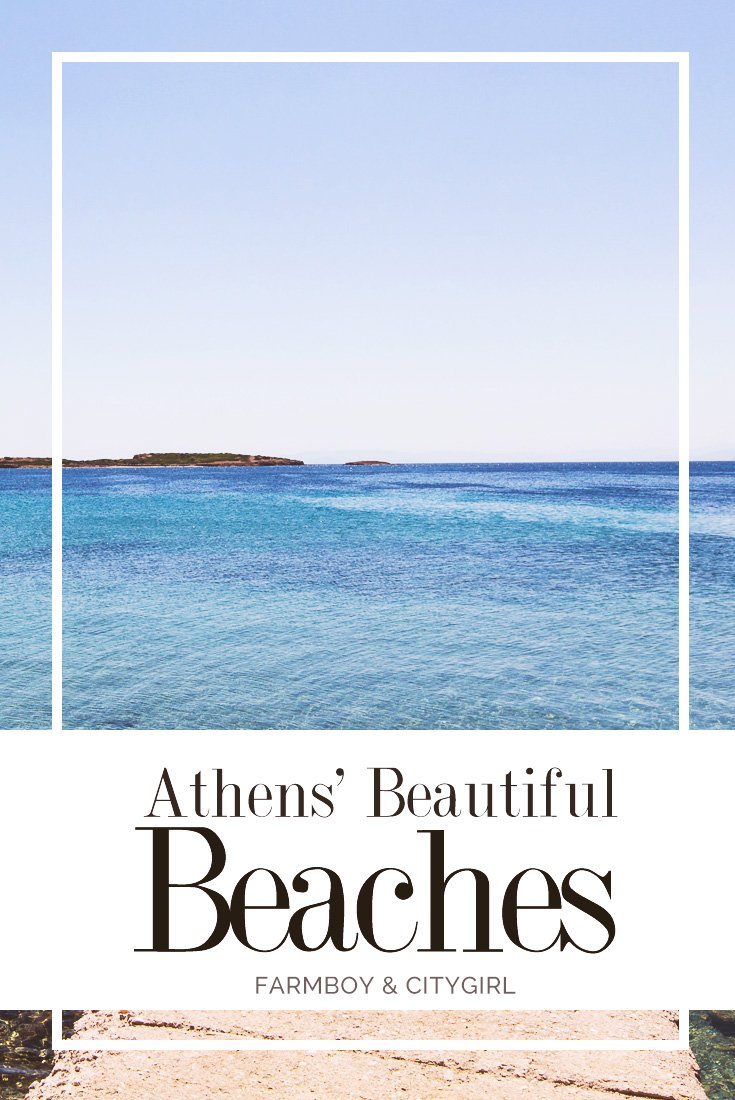 Athens' Beaches