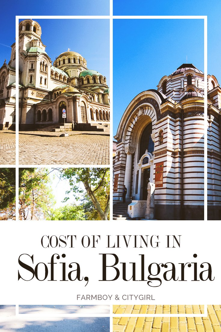 Cost of Living in Sofia