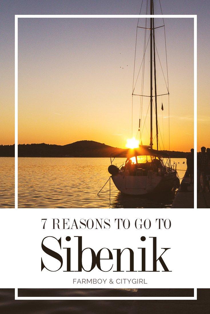 7 Reasons to Go to Sibenik