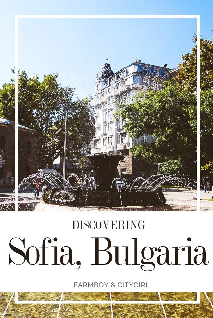 Discovering Sofia, Bulgaria