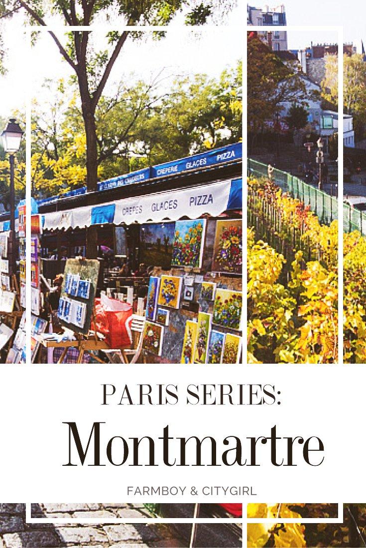 Paris Series: Montmartre