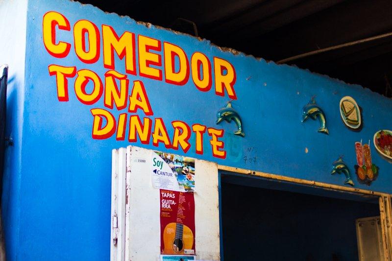 Soda in San Juan Del Sur