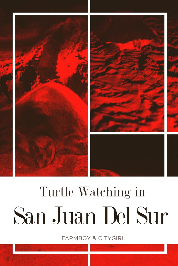 Turtle Watching in San Juan Del Sur | Farmboy & CityGirl