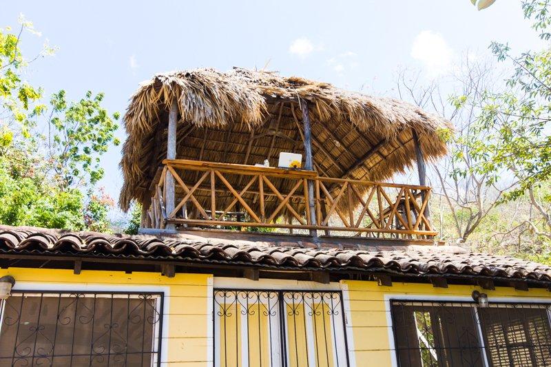 Yellow House in San Juan Del Sur