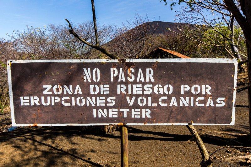 Ranger Station Cerro Negro