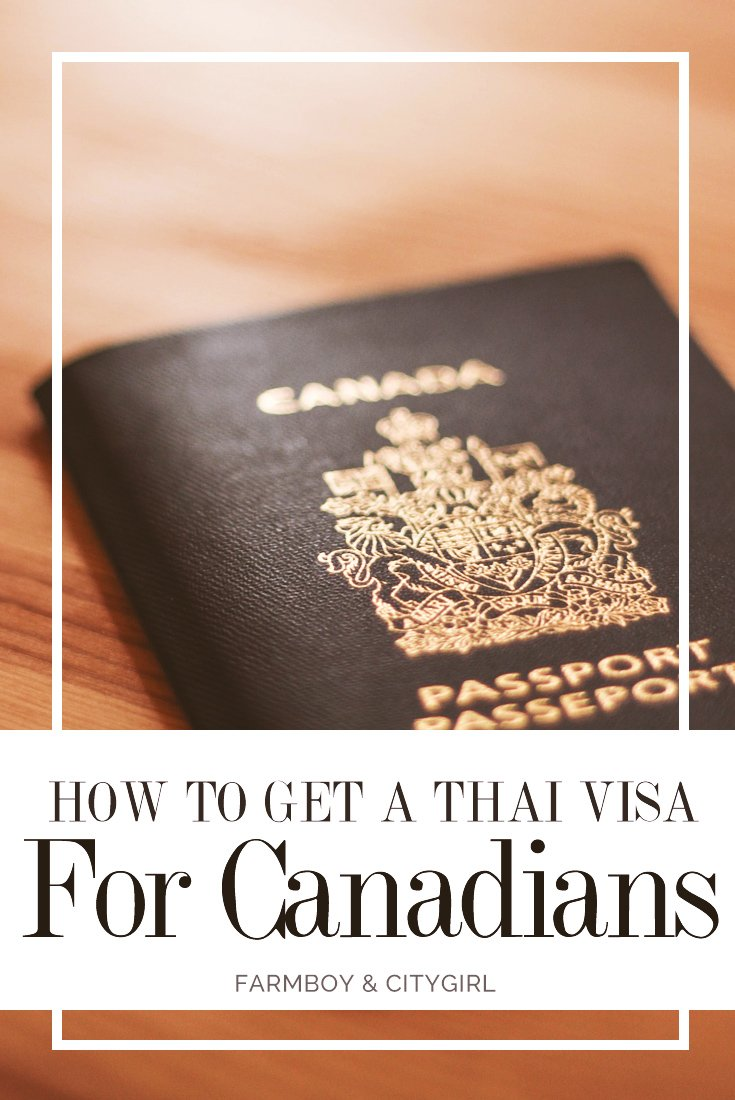 How To Get a Multi-Entry Thai Visa for Canadian Citizens| FarmBoy & CityGirl